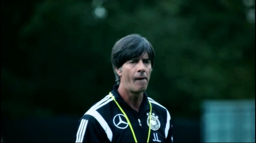 Joachim Löw – training 1