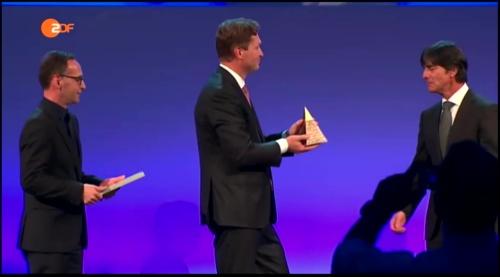 Joachim Löw - Goldene Sportpyramide 2015 1