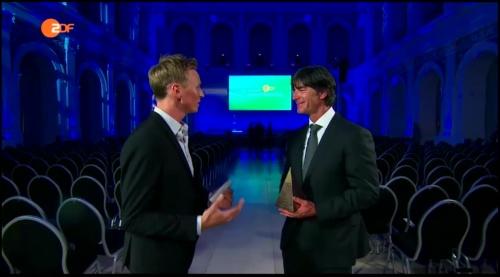 Joachim Löw - Goldene Sportpyramide 2015 12