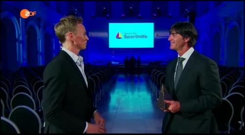 Joachim Löw - Goldene Sportpyramide 2015 14