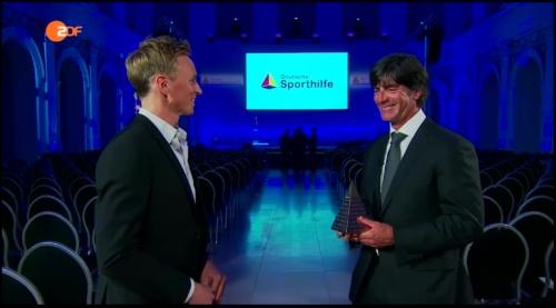 Joachim Löw - Goldene Sportpyramide 2015 15