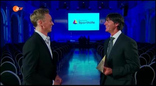 Joachim Löw - Goldene Sportpyramide 2015 16