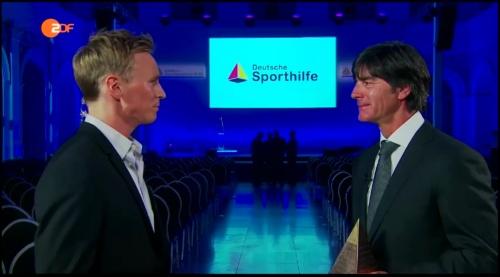 Joachim Löw - Goldene Sportpyramide 2015 18