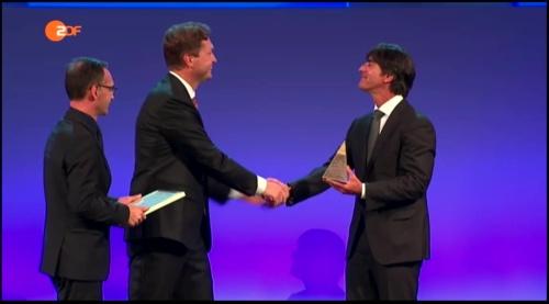 Joachim Löw - Goldene Sportpyramide 2015 3