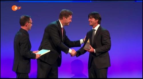 Joachim Löw - Goldene Sportpyramide 2015 4