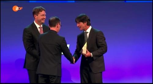 Joachim Löw - Goldene Sportpyramide 2015 6