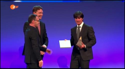 Joachim Löw - Goldene Sportpyramide 2015 7
