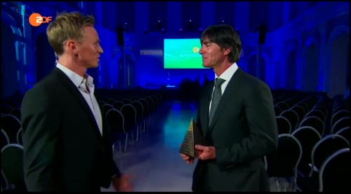 Joachim Löw - Goldene Sportpyramide 2015 8