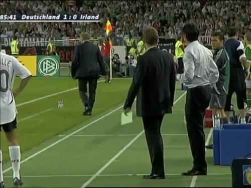 Joachim Löw & Hansi Flick – Deutschland v Irland 13