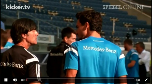 Joachim Löw - kicker video 1