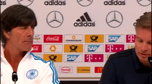 Joachim Löw - press conference 10