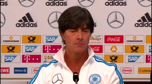 Joachim Löw - press conference 11