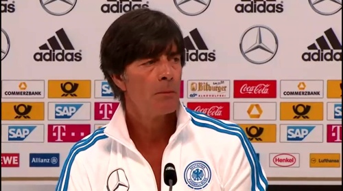 Joachim Löw - press conference 12