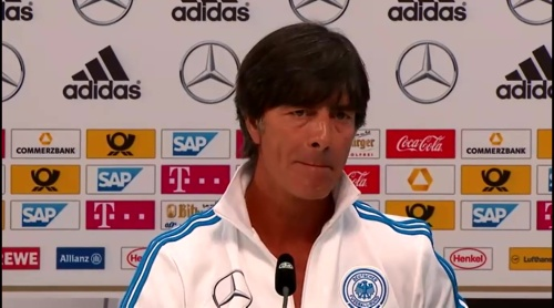 Joachim Löw - press conference 13