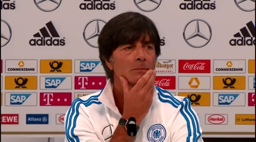 Joachim Löw - press conference 14