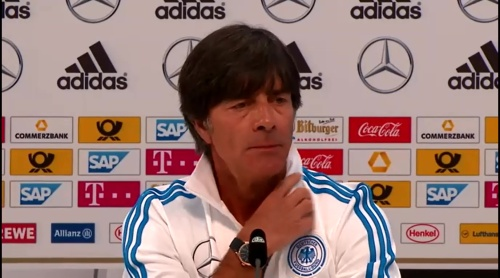 Joachim Löw - press conference 15