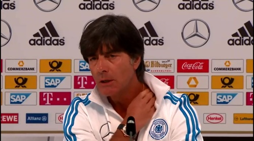 Joachim Löw - press conference 16