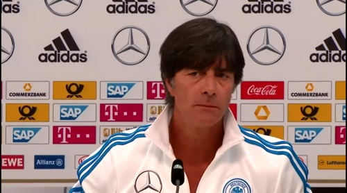 Joachim Löw - press conference 17