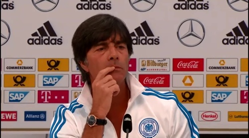 Joachim Löw - press conference 18