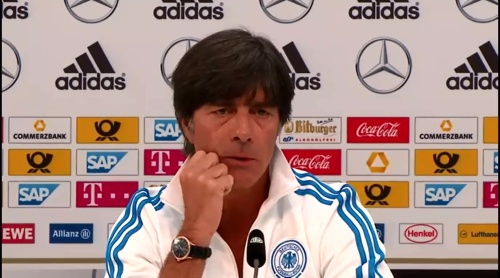 Joachim Löw - press conference 19