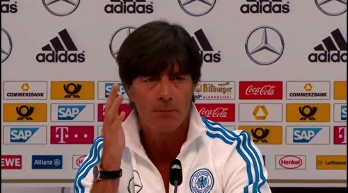 Joachim Löw - press conference 20
