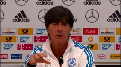 Joachim Löw - press conference 21