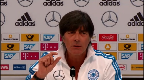 Joachim Löw - press conference 22