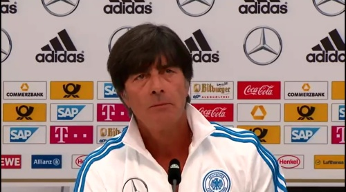 Joachim Löw - press conference 23