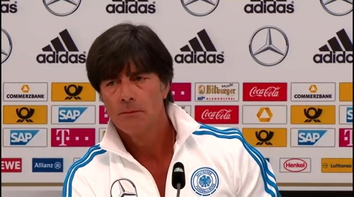 Joachim Löw - press conference 24