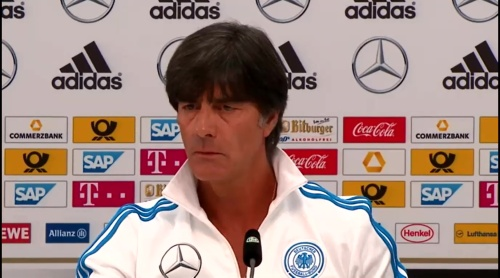 Joachim Löw - press conference 25