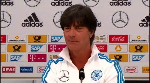Joachim Löw - press conference 26