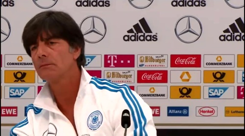 Joachim Löw - press conference 27