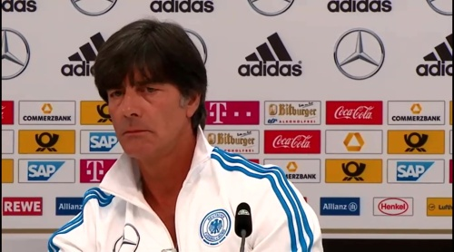 Joachim Löw - press conference 28