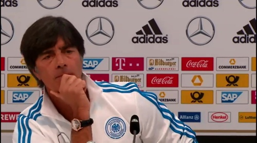 Joachim Löw - press conference 29