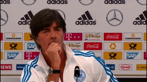 Joachim Löw - press conference 30