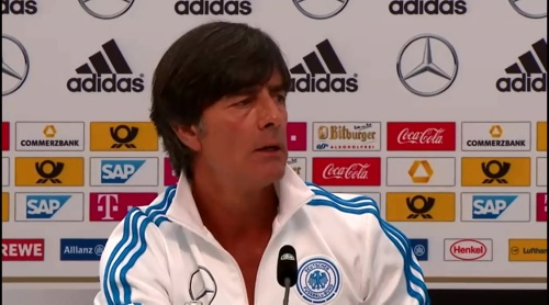 Joachim Löw - press conference 31