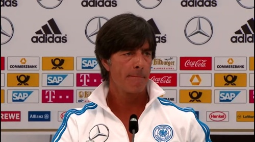 Joachim Löw - press conference 32
