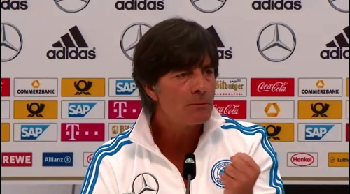Joachim Löw - press conference 33