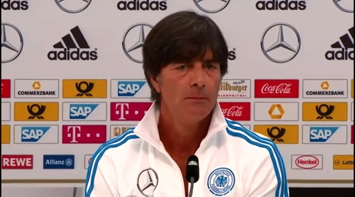 Joachim Löw - press conference 34