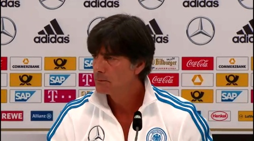 Joachim Löw - press conference 35