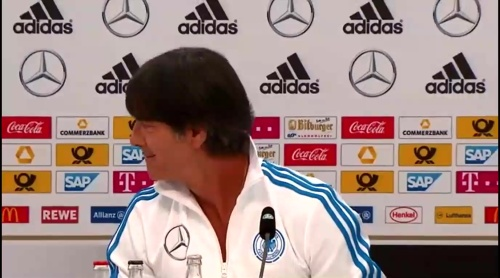 Joachim Löw - press conference 36