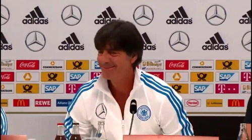 Joachim Löw - press conference 37