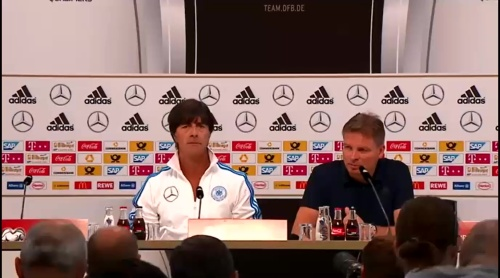 Joachim Löw - press conference 4
