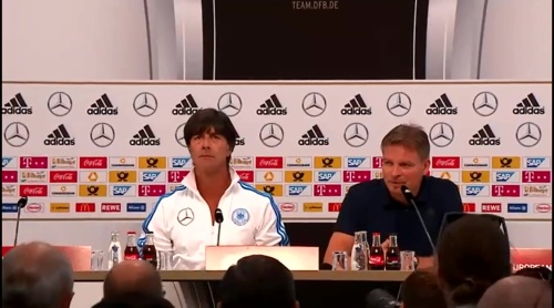 Joachim Löw - press conference 5