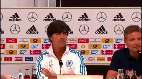 Joachim Löw - press conference 6