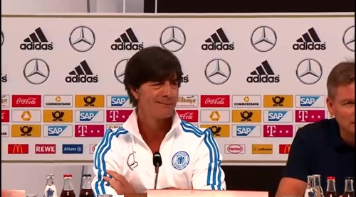 Joachim Löw - press conference 7