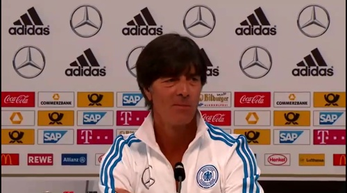 Joachim Löw - press conference 8