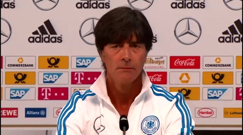Joachim Löw - press conference 9