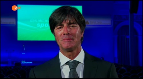 Joachim Löw - Sportstudio 3