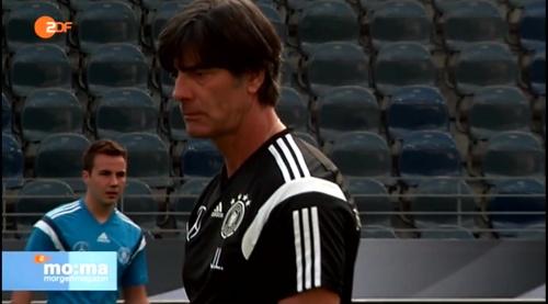Joachim Löw - ZDF video 1